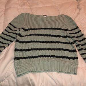 J. Crew Striped Sweater-Women's XL